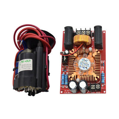 1pc ZVS Tesla Coil Power Supply High Voltage Experiment Science Model Kits