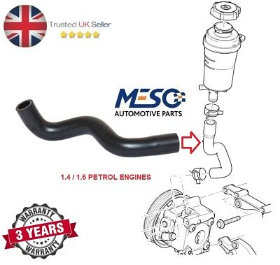 FORD FOCUS C-MAX 1.4 1.6 POWER STEERING PUMP HOSE 2004 TO 2011 1743276 LHD ONLY