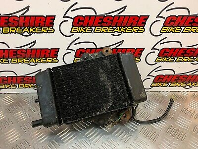 Honda NES 125 NES125 Y 2000-2006 Complete Radiator With Fan