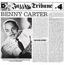 Jazz Tribune No.4: 1928-1952 by Benny Carter | CD | condition very good