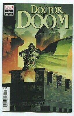 Doctor Doom #1 (2019) 1:10 Deodato Variant! See Scans!