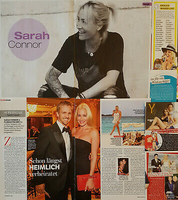 SARAH CONNOR Clippings