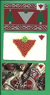 Canadian Tire Holidays Gift Cards  No Value #4