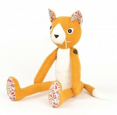 Clementine Cat Toy~Luna Lapin's Friend~Templates~Sewing Pattern/Instructions