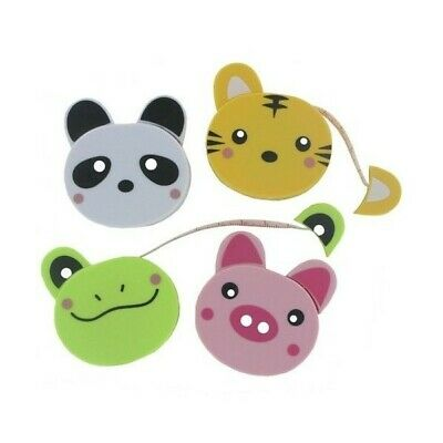 "Zoo Tape Measure Retractable 100cm/40"" Frog,Pig,Panda or Tiger"