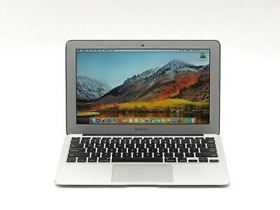 "Apple MacBook Air MC968LL/A 11.6"" Laptop, 1.6GHz i5 4GB RAM 128GB SSD - READ"