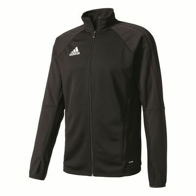 Adidas Mens Tiro 17 Football Training Jacket Full Zip Track Top Sports Running .