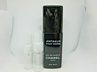 Chanel Antaeus Pour Homme Toilette EDT - SAMPLE - 5 ml 10 ml 15 ml