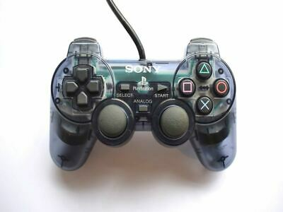 Sony Dual Shock 2 Official Wired Original Playstation PS2 Controller Slate Grey