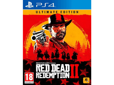 PS4 Red Dead Redemption 2 (Ultimate Edition)