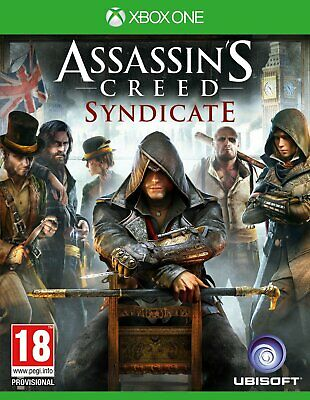 Assassin's Creed Syndicate - Greatest Hits (Xbox One)  BRAND NEW AND SEALED