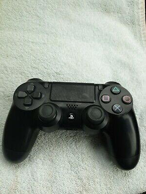 Official PS4 DualShock 4 Controller Black V2 - CUH-ZCT2E