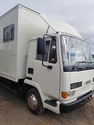 REDUCED. DAF 150, 7.5 ton horse lorry
