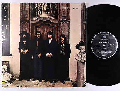 Beatles - Hey Jude (The Beatles Again) LP - Parlophone Israel