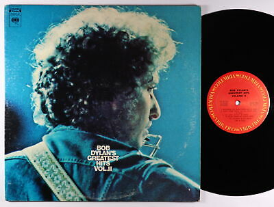 Bob Dylan - Greatest Hits, Vol. II 2xLP - Columbia