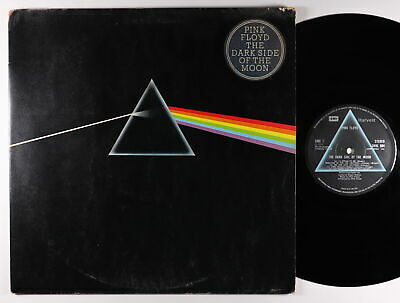 Pink Floyd - The Dark Side Of The Moon LP - EMI UK