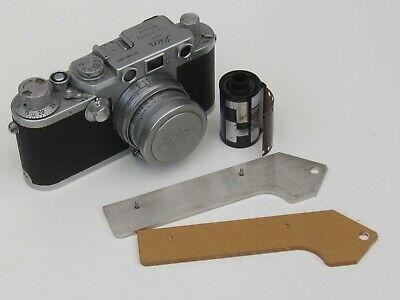 Replacement Leica Film Negative Template Cutter - BRAND NEW