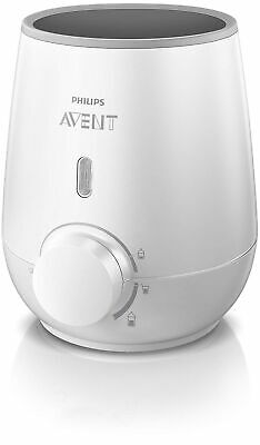 Philips Avent Fast Baby Bottle Warmer, Heats 4 Ounces of Milk In 3 Minutes