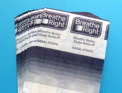 36 Breathe Right Nasenstrips pour Meilleur Respiration Iiii Respira Mejor U