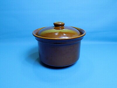 Simpsons Ovenstone Cookware Treacle Glazed Casserole Dish