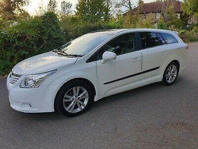 -Toyota Avensis -2.0 Petrol Automatic-2009-Full Option-Very Rare Version