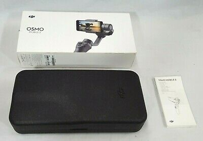 DJI Osmo Mobile 2 Gimbal System Stabilizer for Smartphones in Original Box -Gray