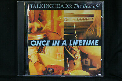 Talking Heads ‎– Once In A Lifetime - The Best Of  - CD  (C852)