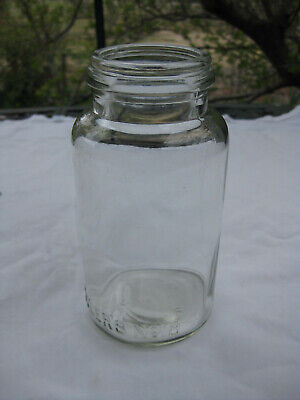 ONE  Fowlers Vacola  Preserving  #18 JAR ONLY VINTAGE RARE Collectors