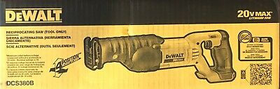 DEWALT DCS380B 20V Cordless Reciprocating Saw - Tool Only