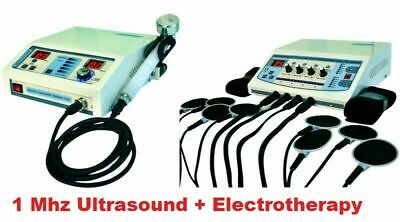 New Physiotherapy Deep Heat Shock wave Ultrasound Therapy Electrotherapy Combo