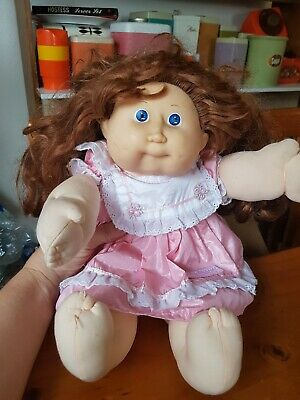Cabbage Patch kid.  cpk