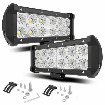 Marine Spreader Lights LED Light Deck//Mast lights for boat 36W 9v-30v DC spot X2