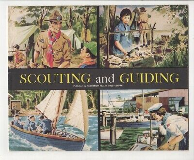 Weet-bix Australia - Scouting and Guiding (Album Only)