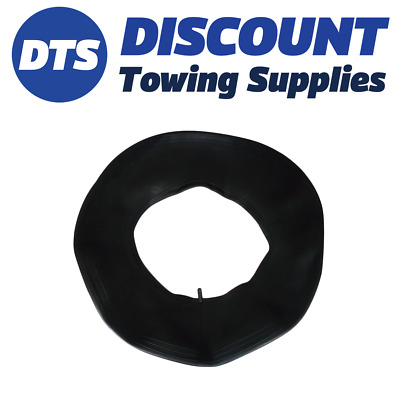 Trailer Inner Tube 350/400 x 8 inch Straight Valve