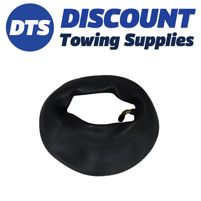 Trailer Inner Tube 300 x 4 inch 90 Degree Valve