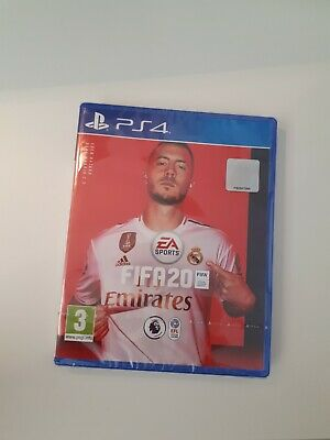 Fifa 20 PS4 Brand New Sealed Packaging
