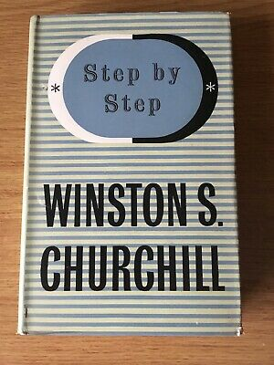 Winston S. Churchill Step By Step Book