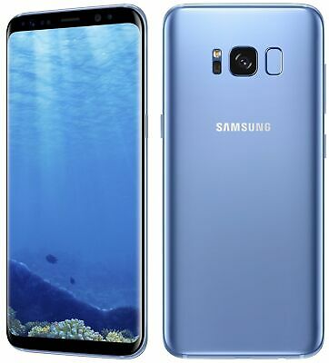 Samsung Galaxy S8+ Plus G955U T-Mobile GSM Unlocked 64GB Android Smartphone