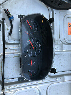 honda civic ek4 vti facelift speedo instrument cluster
