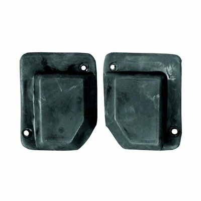 69 - 70 Mustang Fastback Quarter Window To Body Seal - Pair
