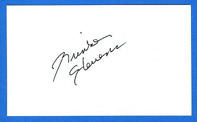 Brinke Stevens Actress Scream Queen, Playboy May '83 Signed 3x5 Index Card 16311
