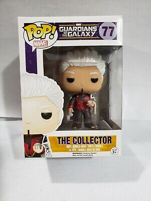 Funko Pop! Marvel Guardians of the Galaxy # 77 The Collector