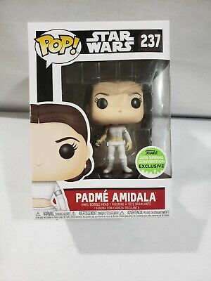 Funko Pop! Stars Wars # 237 Padmé Amidala 2018 Spring Convention Exclusive