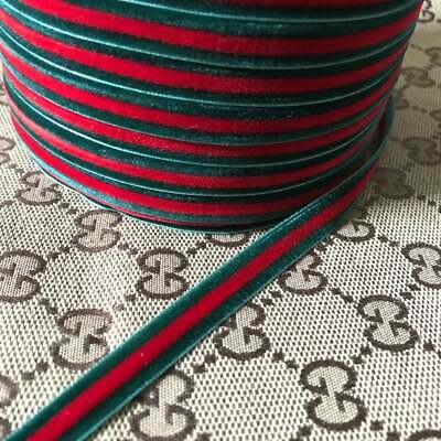Christmas Xmas Gift Wrap Ribbon Luxury Gift Wrap Sold By The Metre