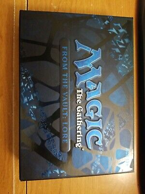 Magic the Gathering From The Vault: Lore Complete Set Sealed