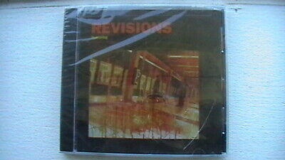 The Revisions Revised Observations CD ALBUM NEW SEALED FREEPOST