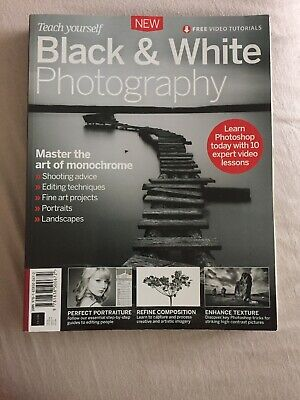 Teach Yourself Black & white Photography 5th Edition (brand New Magazine)