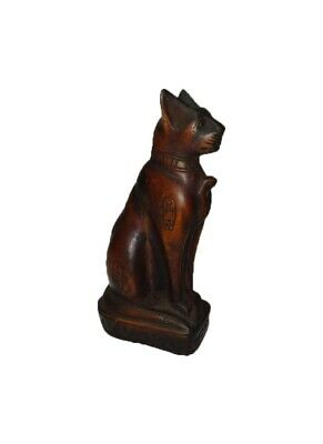 Bastet Statue Ancient Egyptian Antique 2.75 inches