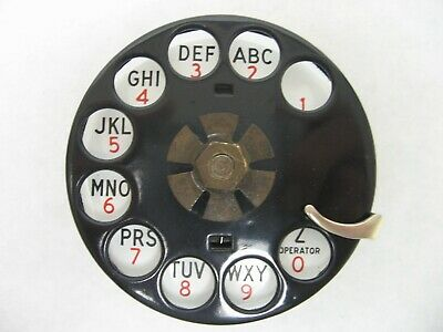 Western Electric 4H Dial for Candlestick,102 or 202