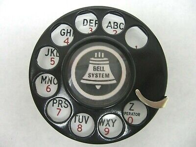Western Electric 2HB Dial for Candlestick or 102
